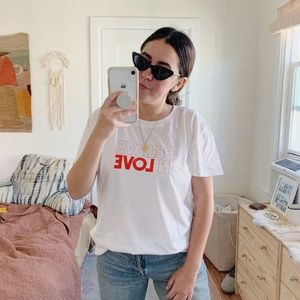 NWT! Urban Outfitters Love Tee